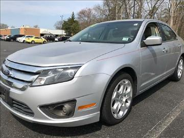 2011 Ford Fusion for sale in Lakewood, NJ