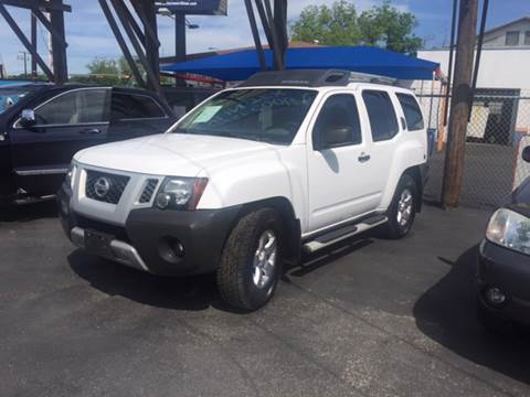 2010 Nissan Xterra for sale in New Braunfels, TX