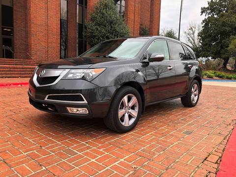 2013 Acura MDX for sale at AUTOMOTIVE SPECIALISTS in Decatur AL