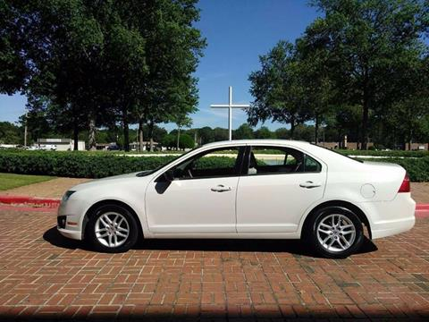 2012 Ford Fusion for sale at AUTOMOTIVE SPECIALISTS in Decatur AL