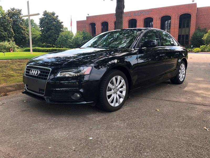2011 Audi A4 for sale at AUTOMOTIVE SPECIALISTS in Decatur AL