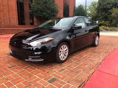 2014 Dodge Dart for sale at AUTOMOTIVE SPECIALISTS in Decatur AL