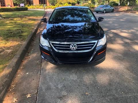 2012 Volkswagen CC for sale in Decatur, AL