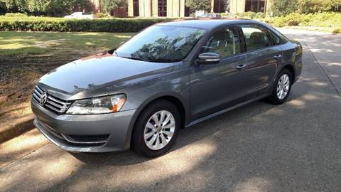 2013 Volkswagen Passat for sale at AUTOMOTIVE SPECIALISTS in Decatur AL