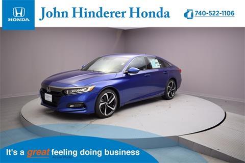 2018 Honda Accord for sale in Heath, OH