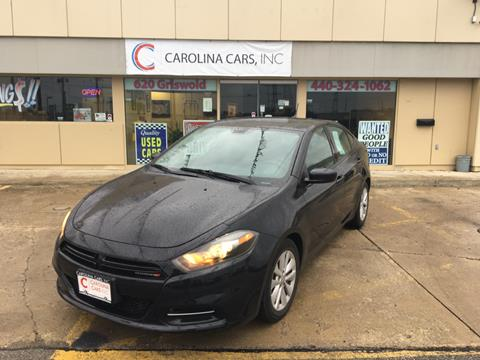 used 2014 dodge dart for sale in ohio. Black Bedroom Furniture Sets. Home Design Ideas