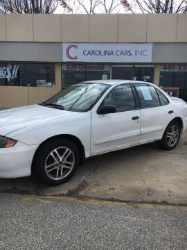 2004 Chevrolet Cavalier for sale in Elyria, OH