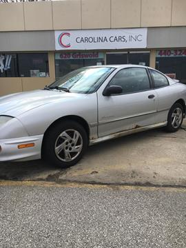 2002 Pontiac Sunfire for sale in Elyria, OH