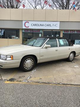 Used Cars Tyler Tx >> Used 1997 Cadillac DeVille For Sale - Carsforsale.com®