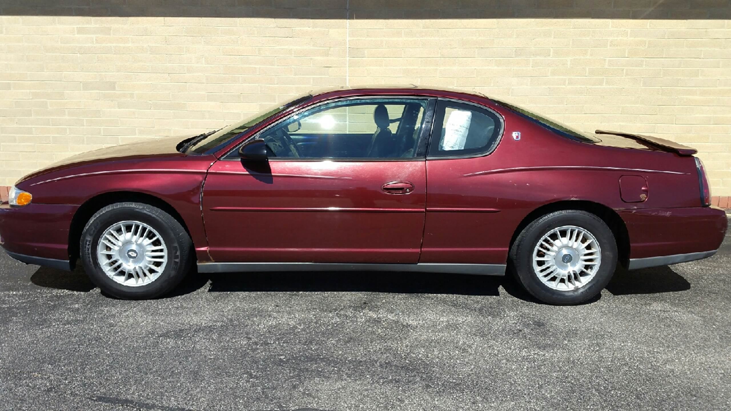 2000 Chevrolet Monte Carlo for sale in Elyria, OH