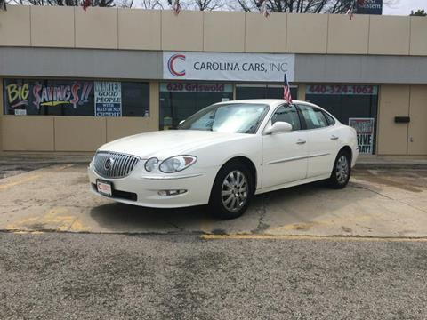2008 Buick LaCrosse for sale in Elyria, OH