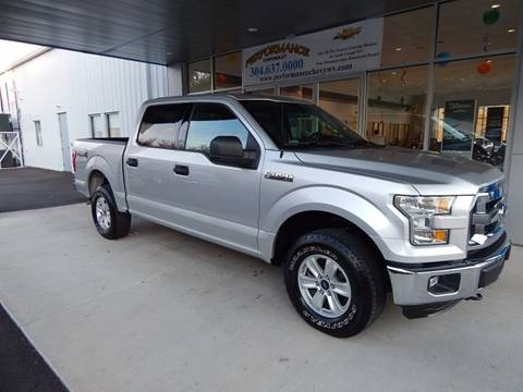 2016 Ford F-150 for sale in Elkins, WV