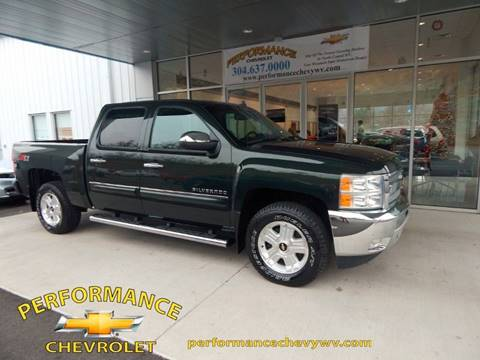 2013 Chevrolet Silverado 1500 for sale in Elkins, WV