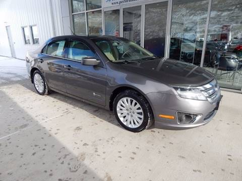 2011 Ford Fusion Hybrid for sale in Elkins, WV