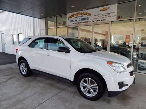 2013 Chevrolet Equinox for sale in Elkins, WV