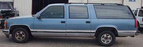 1994 Chevrolet Suburban for sale at EZ WAY AUTO in Denison TX