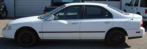 1994 Honda Accord for sale at EZ WAY AUTO in Denison TX