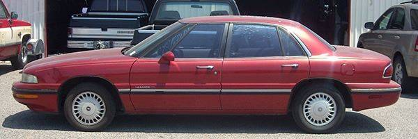 1997 Buick LeSabre for sale at EZ WAY AUTO in Denison TX