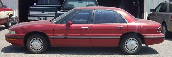 1997 Buick LeSabre for sale at EZ WAY AUTO in Denison TX