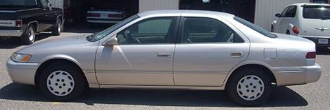 1997 Toyota Camry for sale at EZ WAY AUTO in Denison TX