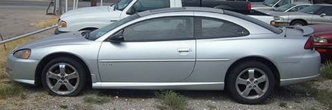 2003 Dodge Stratus for sale at EZ WAY AUTO in Denison TX