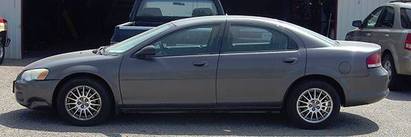 2005 Chrysler Sebring for sale at EZ WAY AUTO in Denison TX