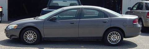 2005 Chrysler Sebring for sale at EZ WAY AUTO in Denison TX