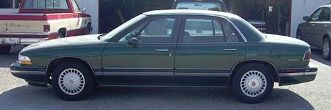 1995 Buick LeSabre for sale at EZ WAY AUTO in Denison TX