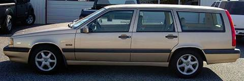 1997 Volvo 850 for sale at EZ WAY AUTO in Denison TX