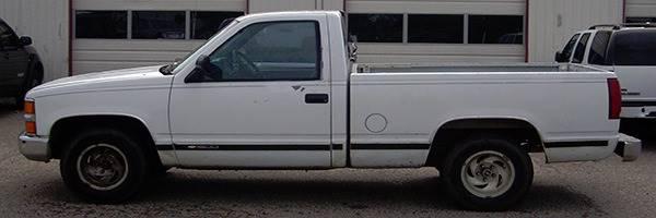 1994 Chevrolet C/K 1500 Series for sale at EZ WAY AUTO in Denison TX