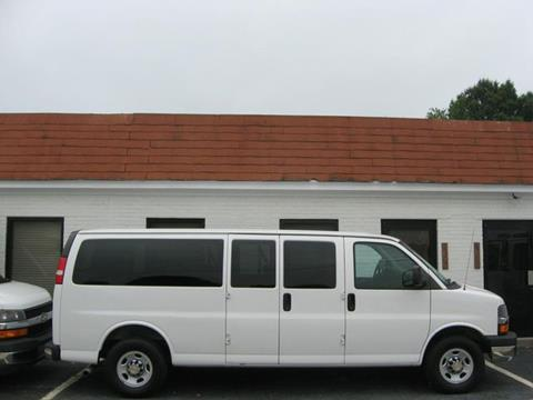 2014 Chevrolet Express Passenger For Sale In Richmond VA