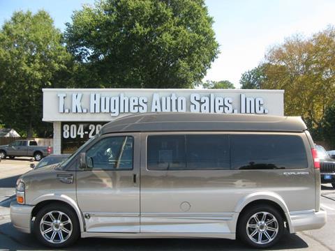 2016 Chevrolet Express Cargo for sale in Richmond, VA