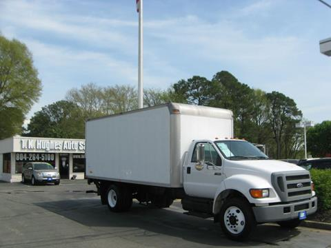 2005 Ford F-750 Super Duty for sale in Richmond, VA