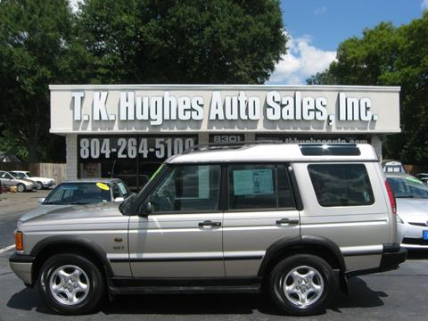 2001 Land Rover Discovery Series II for sale in Richmond, VA