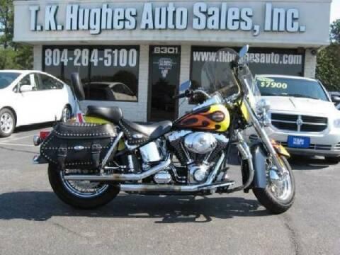 2001 Harley-Davidson HERITAGE ST