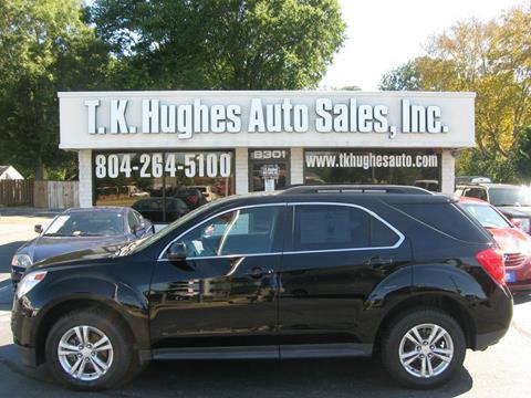2013 Chevrolet Equinox for sale in Richmond, VA