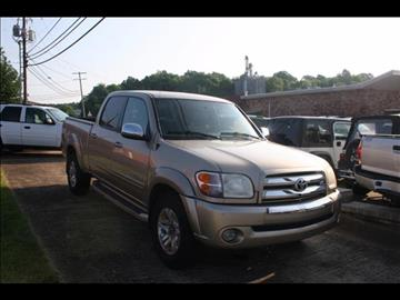 2004 Toyota Tundra for sale at Andy Yeager Motors in Harrison AR