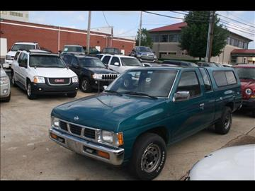 1995 Nissan Truck for sale at Andy Yeager Motors in Harrison AR