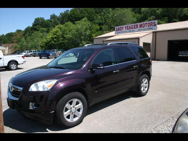 2009 Saturn Outlook for sale at Andy Yeager Motors in Harrison AR