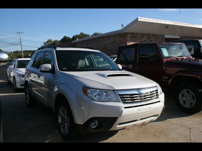 2009 Subaru Forester for sale at Andy Yeager Motors in Harrison AR