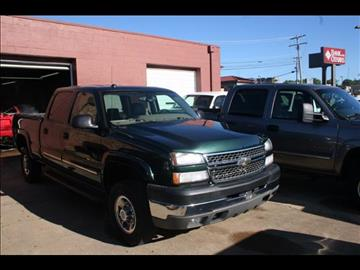 2005 Chevrolet Silverado 2500HD for sale at Andy Yeager Motors in Harrison AR