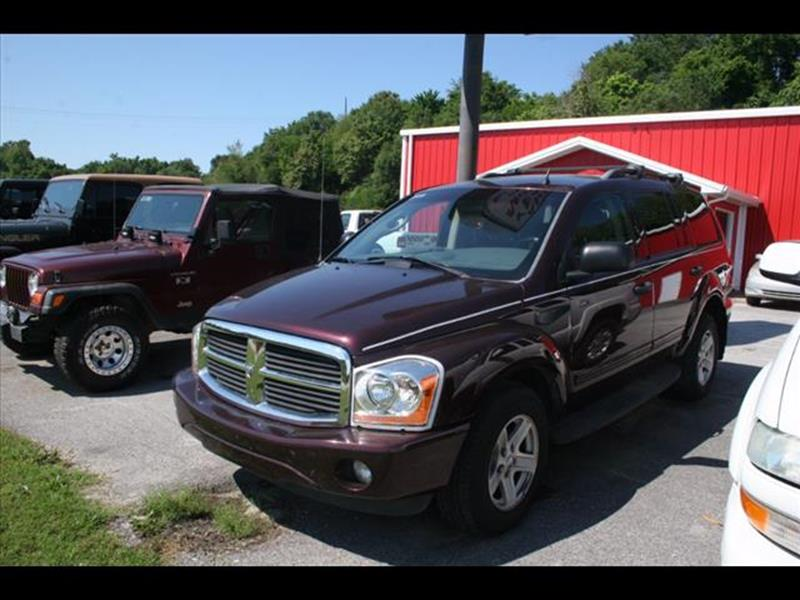 2004 Dodge Durango for sale at Andy Yeager Motors in Harrison AR