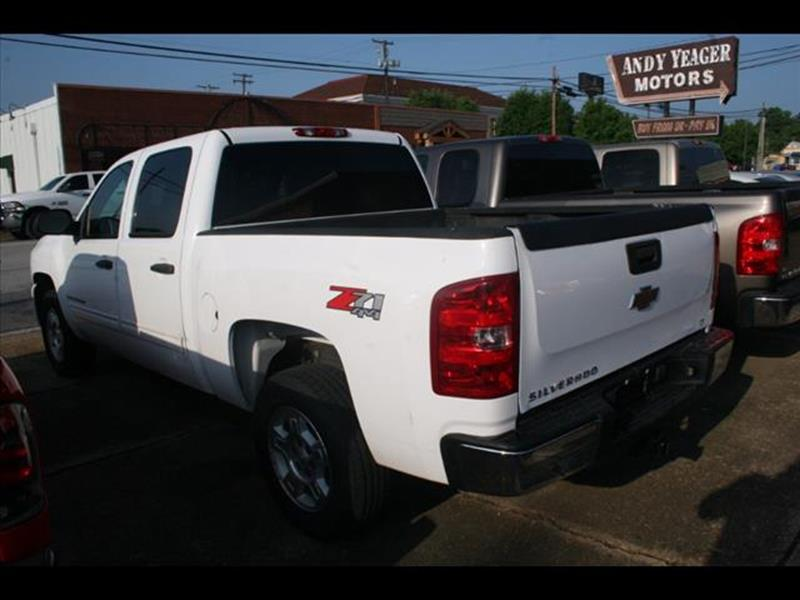 2009 Chevrolet Silverado 1500 for sale at Andy Yeager Motors in Harrison AR