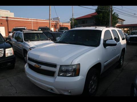 2007 Chevrolet Tahoe for sale at Andy Yeager Motors in Harrison AR