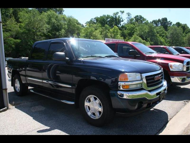 2006 GMC Sierra 1500 for sale at Andy Yeager Motors in Harrison AR