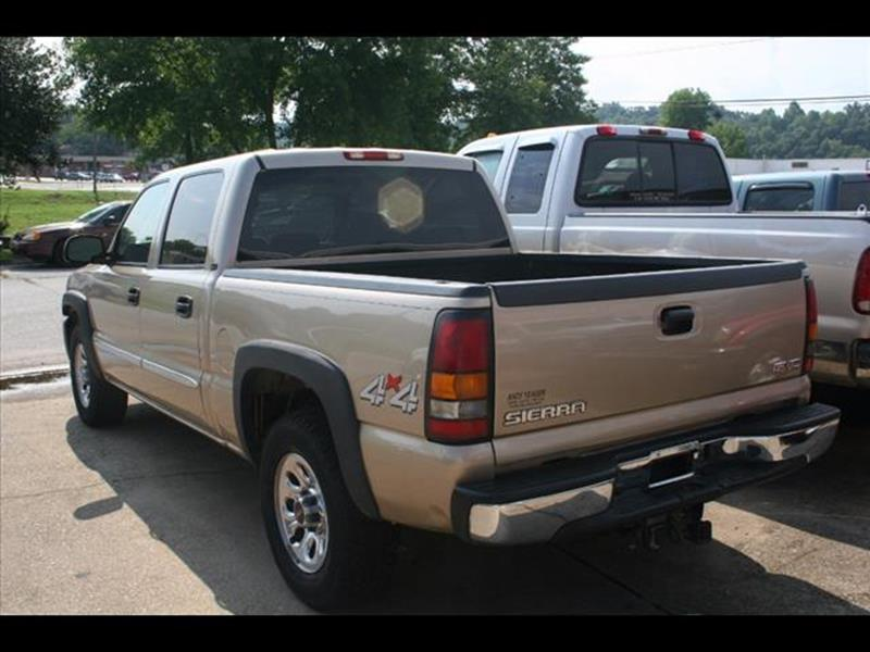 2005 GMC Sierra 1500 for sale at Andy Yeager Motors in Harrison AR