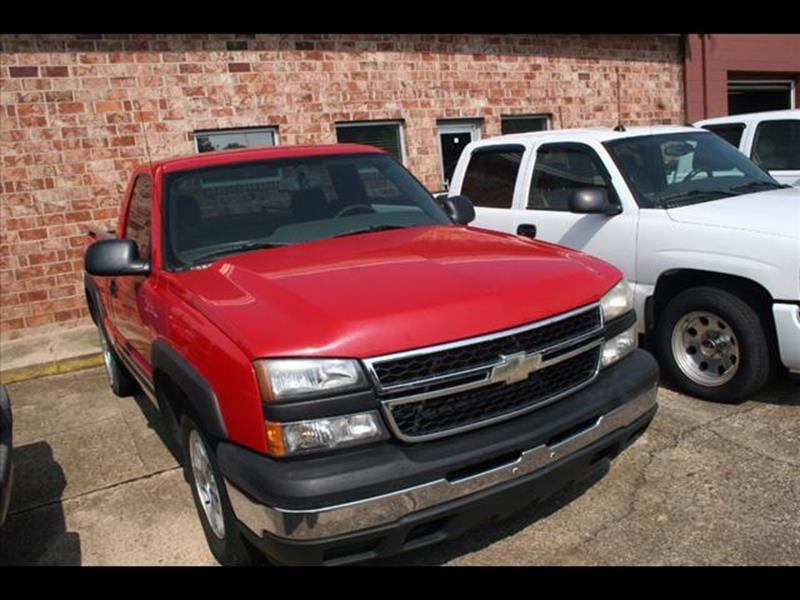 2007 Chevrolet Silverado 1500 Classic for sale at Andy Yeager Motors in Harrison AR