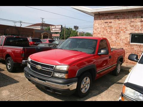 2007 Chevrolet Silverado 1500 Classic for sale in Harrison, AR