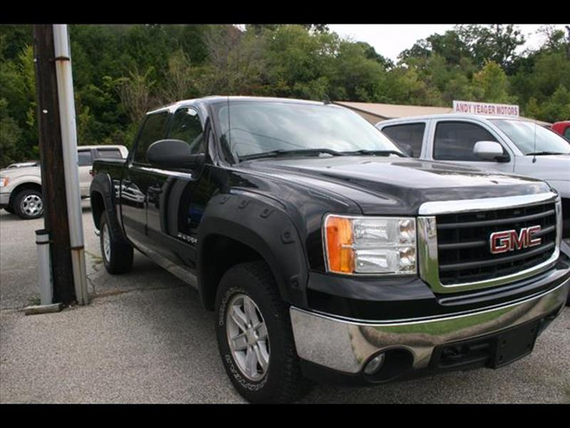 2008 GMC Sierra 1500 for sale at Andy Yeager Motors in Harrison AR