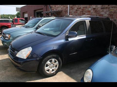 2006 Kia Sedona for sale at Andy Yeager Motors in Harrison AR